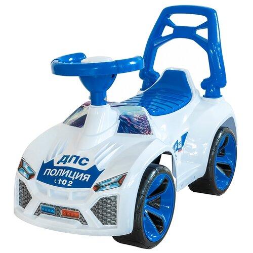 Купить Каталка-толокар Orion Toys Ламбо (021) со звуковыми эффектами полиция, Каталки и качалки