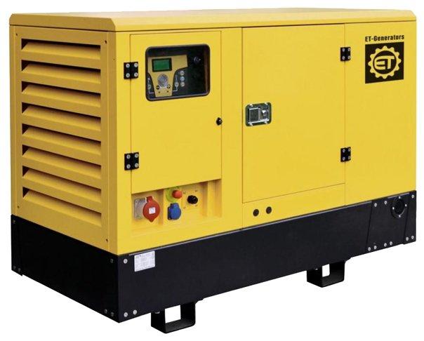 Дизельный генератор ET-Generators R-8 S/M (6400 Вт)