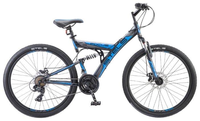 Горный (MTB) велосипед Stinger Element 26 (2017) белый 16