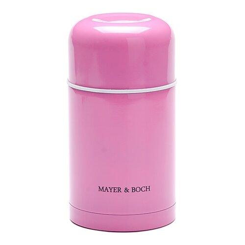 Классический термос MAYER & BOCH 26634, 0.6 л розовый