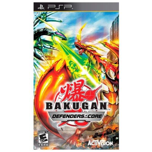 Игра для PlayStation Portable Bakugan: Defenders of the Core