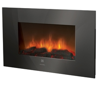 Камин Electrolux EFP/W-1250ULS Черный G1