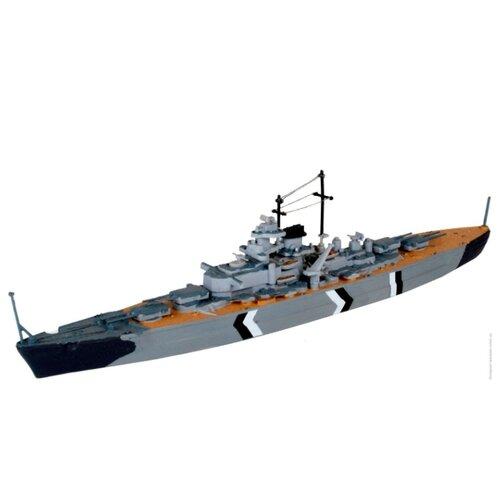 Фото - Сборная модель Revell Bismarck (65802) 1:1200 gustav scharlach vom jungen bismarck