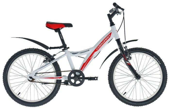 Подростковый горный (MTB) велосипед FORWARD Comanche 1.0 (2018)