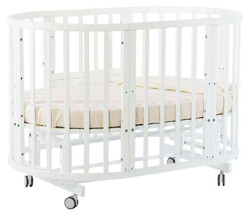 Кроватка Nuovita Nido Magia 8 в 1 (трансформер)