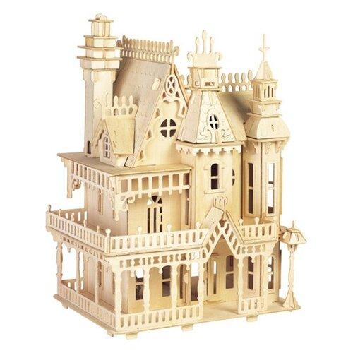 Купить Сборная модель Чудо-Дерево Вилла Королевская фантазия (DH004), Сборные модели
