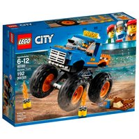 Конструктор LEGO City 60180 Монстрогрузовик
