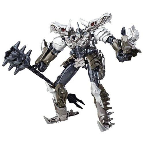 Фото - Трансформер Hasbro Transformers Гримлок. Вояджер (Трансформеры 5) C1333 серебристый трансформер hasbro transformers дропкик заряд энергона найтро трансформеры 6 e2802 серый синий