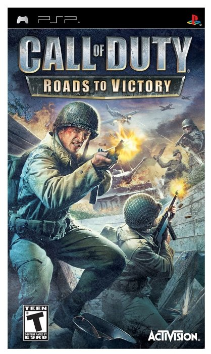 Activision Call of Duty: Roads To Victory