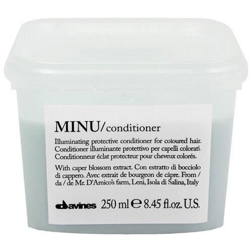 Davines кондиционер для волос Essential Haircare New Minu Illuminating protective, 250 мл davines кондиционер для абсолютной красоты волос 250 мл