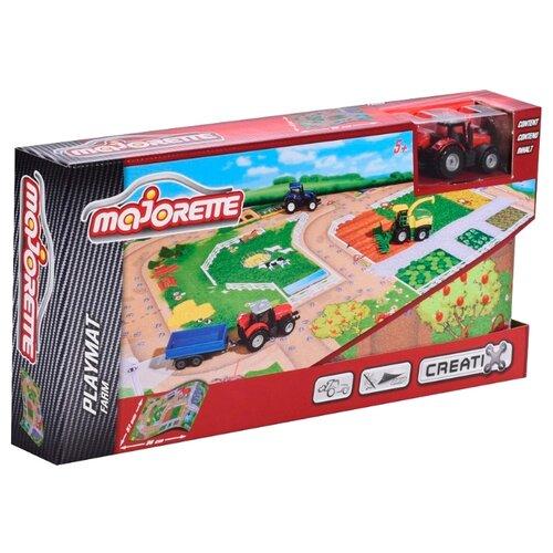 Купить Трек Majorette Игровой коврик Creatix Playmat (Трактор), Детские треки и авторалли