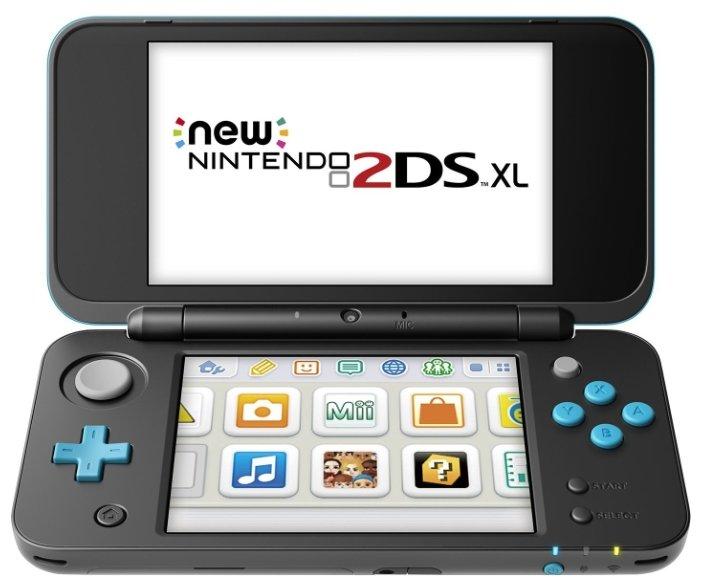 Nintendo Игровая приставка Nintendo New 2DS XL
