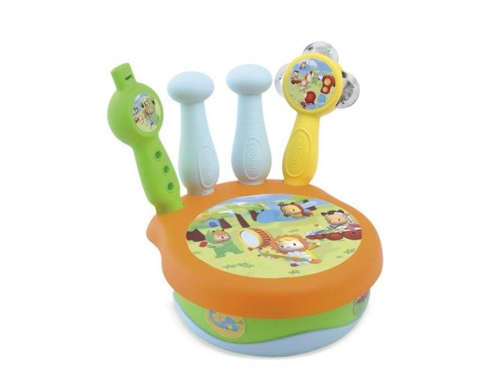 Smoby набор инструментов Cotoons 211125