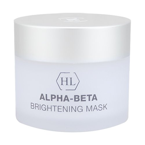 Holy Land маска для лица Alpha-beta осветляющая 50 мл маска для лица holy land renewing mask renew formula 50 мл нежная сокращающая для лифтинга