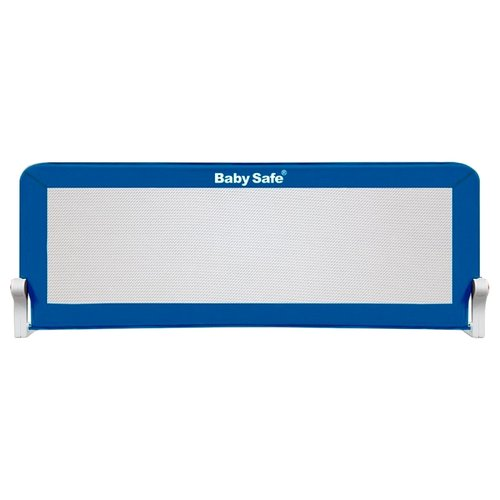 Baby Safe Барьер на кроватку 150 см XY-002B.SC синий