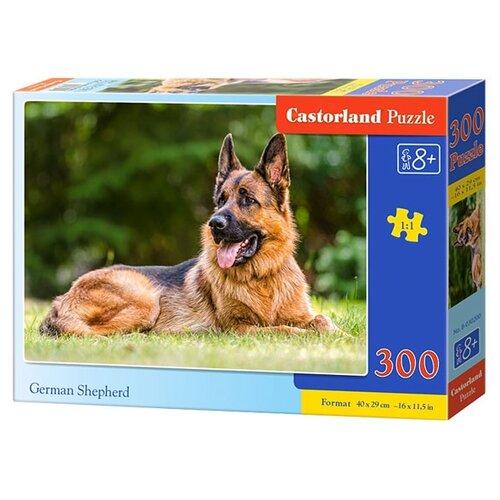 Купить Пазл Castorland German Shepherd (B-030200), 300 дет., Пазлы