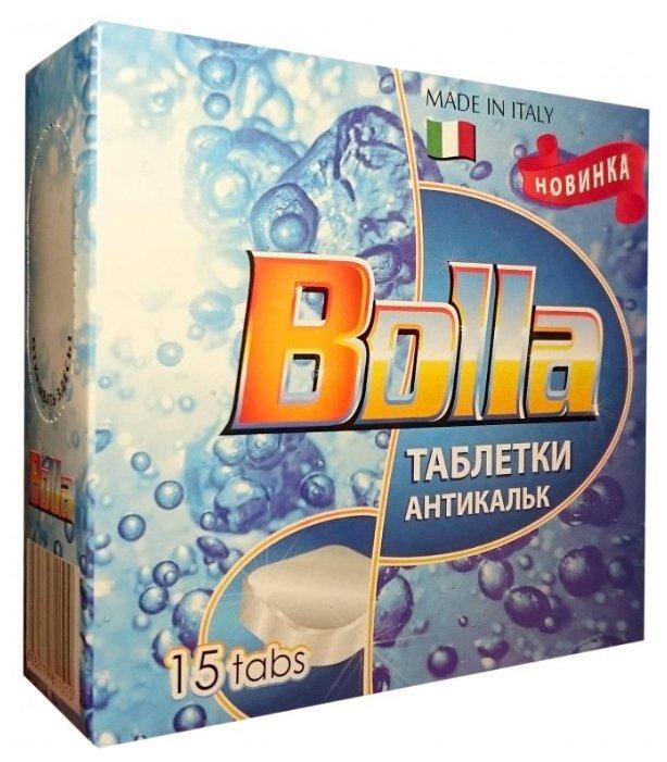 BOLLA Таблетки антикальк 15 шт.