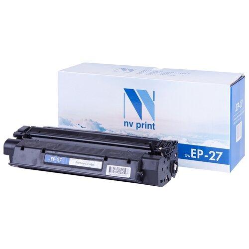 Фото - Картридж NV Print EP-27 для Canon, совместимый картридж nv print ep 22 для