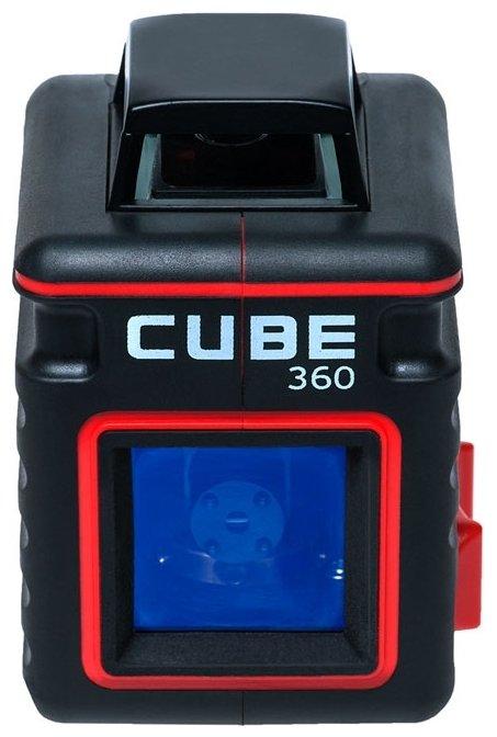 Лазерный уровень ADA instruments CUBE 360 Professional Edition (А00445) со штативом