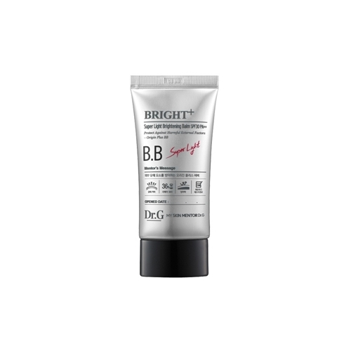 Bright+ BB крем Brightening Balm Super Light SPF30 45 мл Dr. G