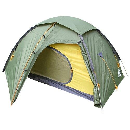 Палатка Сплав Glacier 2 зеленый палатка btrace talweg 2 зеленый