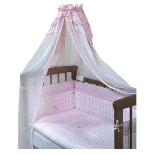 Купить Золотой Гусь комплект Антошка (7 предметов) розовый, Постельное белье и комплекты