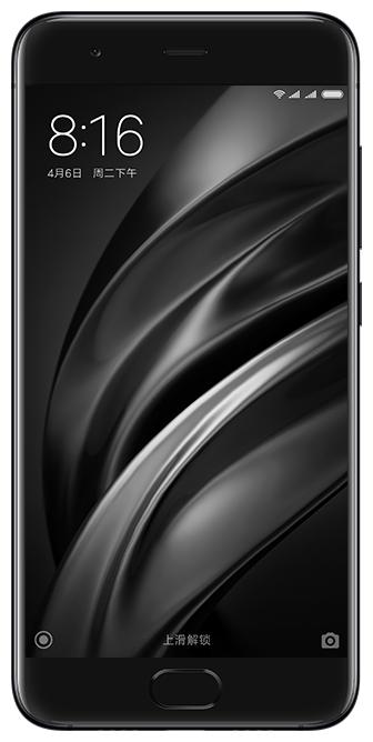 Смартфон Xiaomi Mi6 4/64GB
