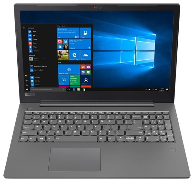"Ноутбук Lenovo V330 15 (Intel Core i5 8250U 1600 MHz/15.6""/1920x1080/8GB/256GB SSD/DVD-RW/Intel UHD Graphics 620/Wi-Fi/Bluetooth/Windows 10 Pro)"