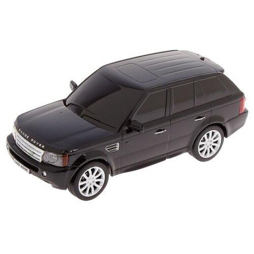 Легковой автомобиль Rastar Land Rover Range Rover Sport (30300) 1:24 21 см черный машина р у rastar range rover sport 2013 1 24 цвет в ассорт в кор в кор 18шт