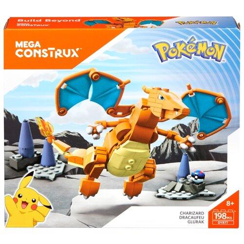 Конструктор Mega Construx Pokemon DYR77 Чаризард