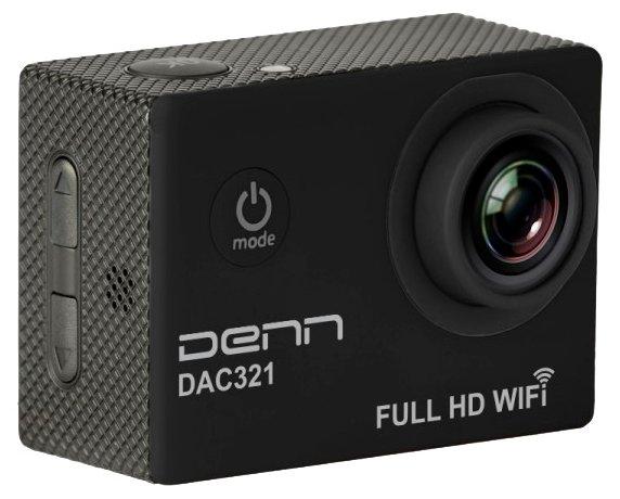 DENN Экшн-камера DENN DAC321