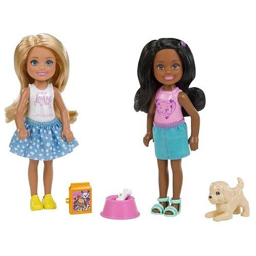 Купить Набор из 2 кукол Barbie Челси, FHK97, Куклы и пупсы