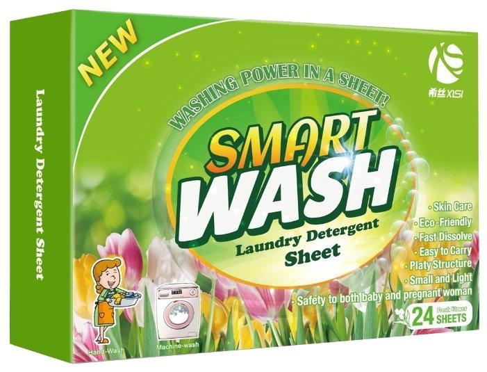 Пластины XiSi Smart Wash Свежий цветок