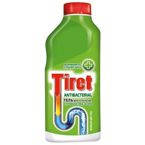 Tiret гель Антибактериальный 0.5 лДля кафеля, сантехники и труб<br>