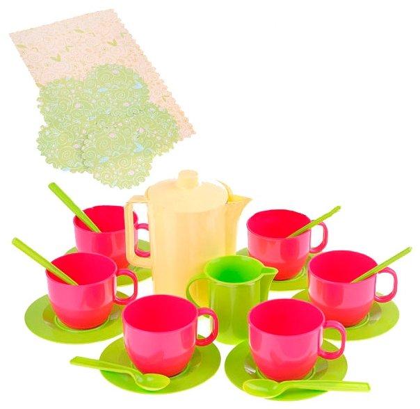 Набор посуды Росигрушка Каприза 2173 фото 1