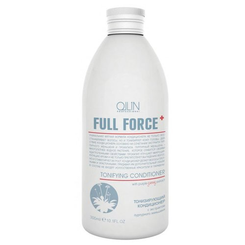 OLLIN Professional кондиционер Full Force Tonifying With Purple Ginseng Extract, 300 мл ollin professional full force