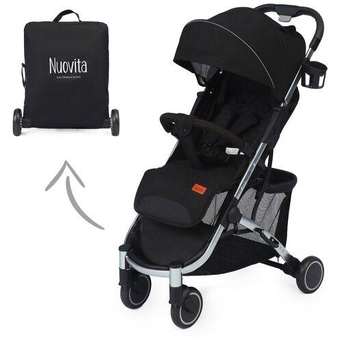 Купить Прогулочная коляска Nuovita Snello, nero velluto, Коляски