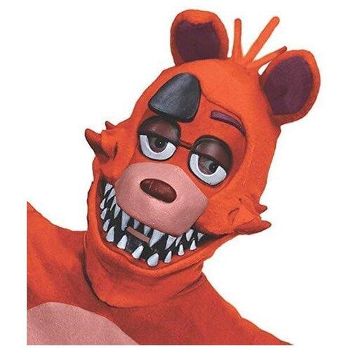 Маска Фокси из игры 5 ночей с Фредди (Five Nights At Freddy's Foxy)