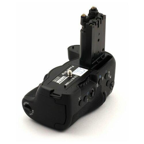 travor camera battery grip holder for sony stl a77 a77v a77ii a99ii replace vg c77am work with np fm500h battery Батарейный блок для Sony Alpha SLT-A77 (MK-A77, VG-C77AM)