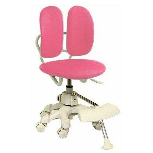компьютерное кресло duorest kids max детское обивка искусственная кожа цвет светло зеленый Компьютерное кресло DUOREST Kids DR-289SG детское, обивка: искусственная кожа, цвет: розовый