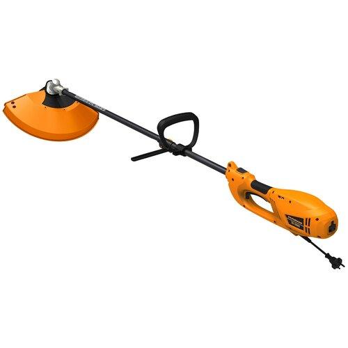 Фото - Триммер электрический Carver TR-1500S (01.002.00009) 1200Вт разбор.штан. реж.эл.:леска/нож триммер электрический carver tr 500t