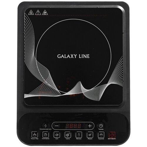 Индукционная плитка GALAXY LINE GL 3060 ЧЕРНАЯ недорого