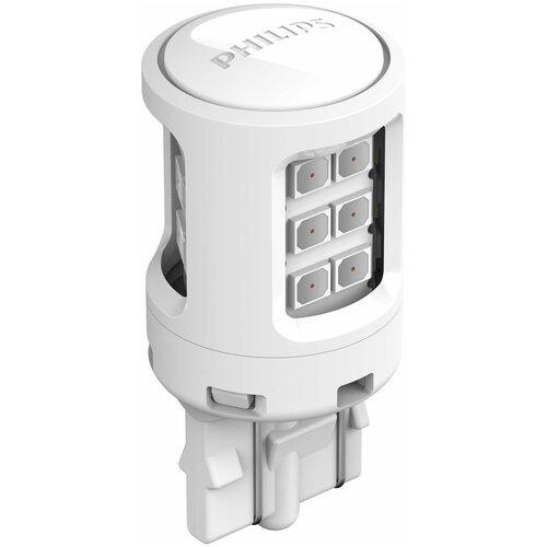 Лампа автомобильная светодиодная Philips 11066ULRX2 W21/5W 12V 2.7W 2 шт.