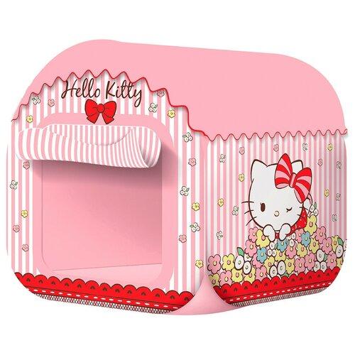 Фото - Палатка Hello Kitty (80х80х95 см) мяч яигрушка hello kitty 15 см розовый желтый