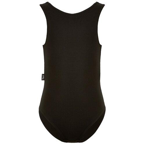 Купить AOGM20SW2KC03 Купальник для спортивной гимнастики д/дев. Рона 7-8 л размер 128-64-57 цвет черный, Oldos, Купальники и плавки