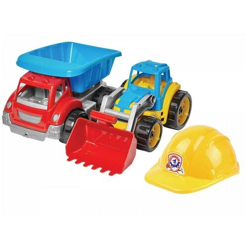 Набор техники ТехноК Малыш - строитель 3 (3954)