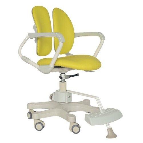 компьютерное кресло duorest kids max детское обивка искусственная кожа цвет светло зеленый Компьютерное кресло DUOREST Kids DR-280DDS детское, обивка: искусственная кожа, цвет: milky lime