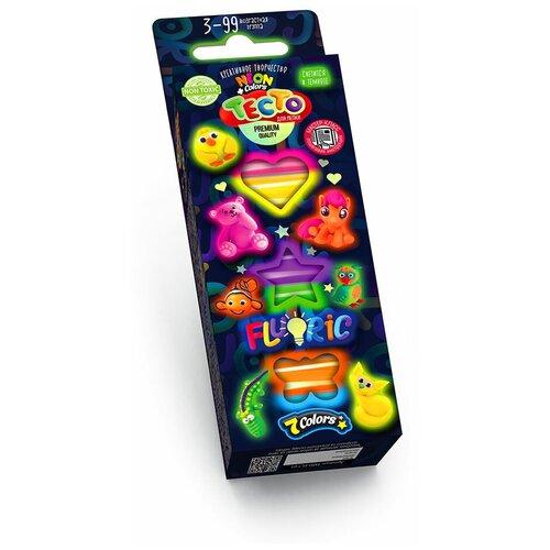 Масса для лепки Danko Toys Fluoric 7 цветов (TMD-FL-7-01/TMD-FL-7-02) realfee pano fl bjd 1 7 aoaomeow
