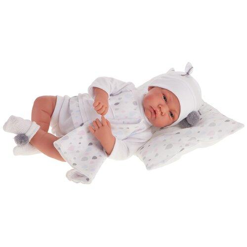 Кукла Antonio Juan Вирджиния в белом, 40 см, 3393W фото