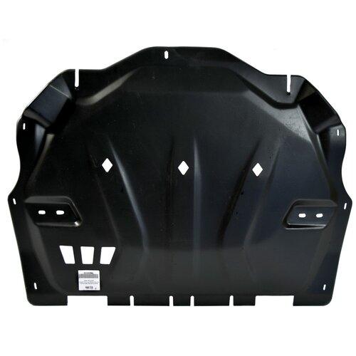 Защита картера двигателя и коробки передач АВС-Дизайн 02.08k для Audi